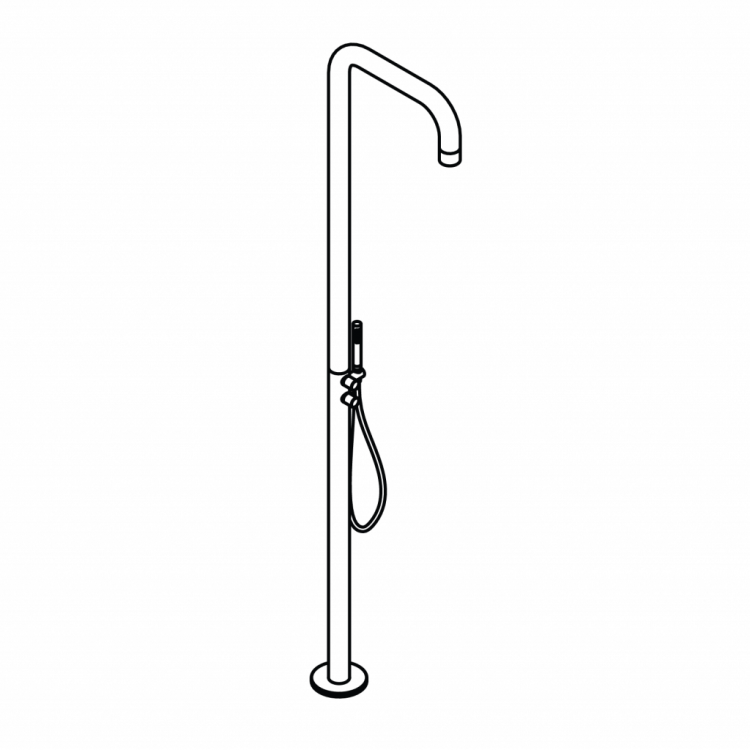 freestanding outside shower faucet handles menards outdoor showers kit
