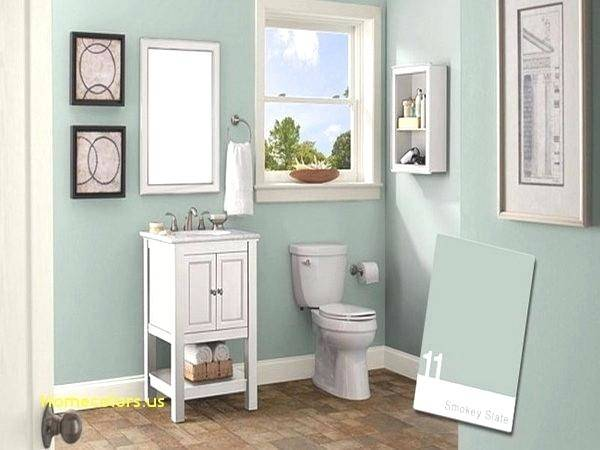 bathroom  color schemes popular