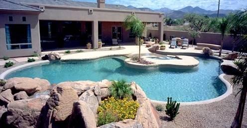 Mesa Arizona Pool Builder   Shasta