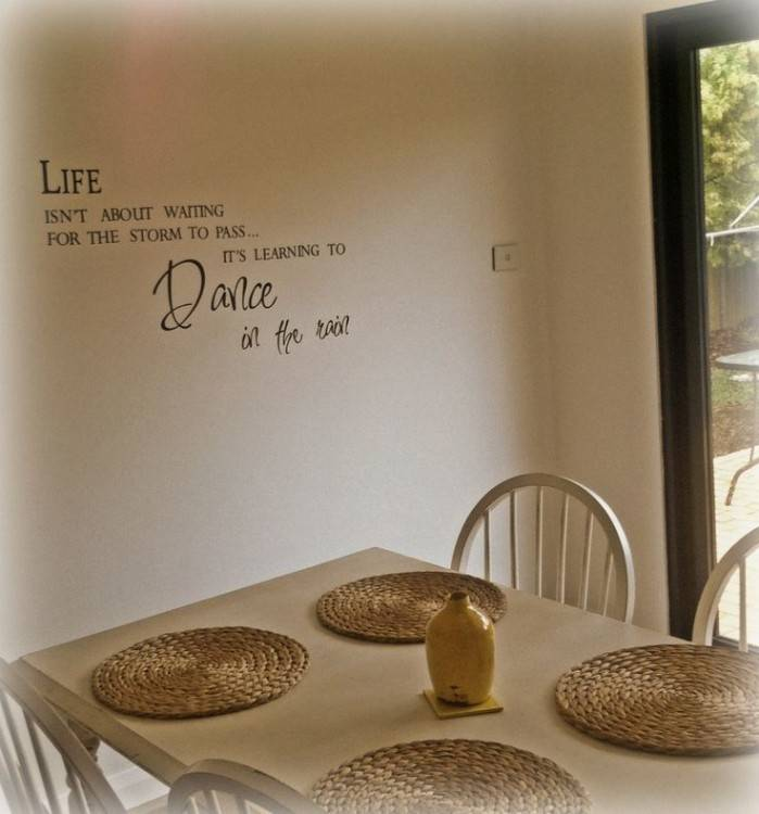 Dining  Room Sayings And Quotes Luxury Wall Of Decoration Day Chords Lyrics