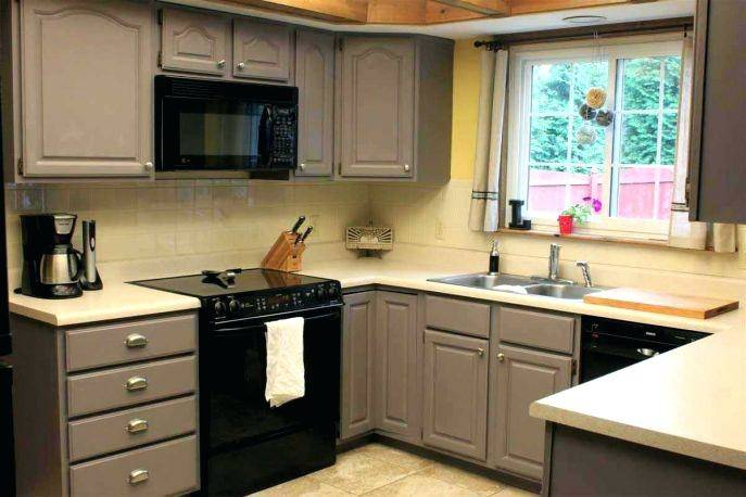 Kitchen Cabinets Fusion Mineral Painted Images Makeover Casement Modern  Kitchens Remodel Island Gray Ideas Design Blue Photos Repainting Colors  Brown Wall