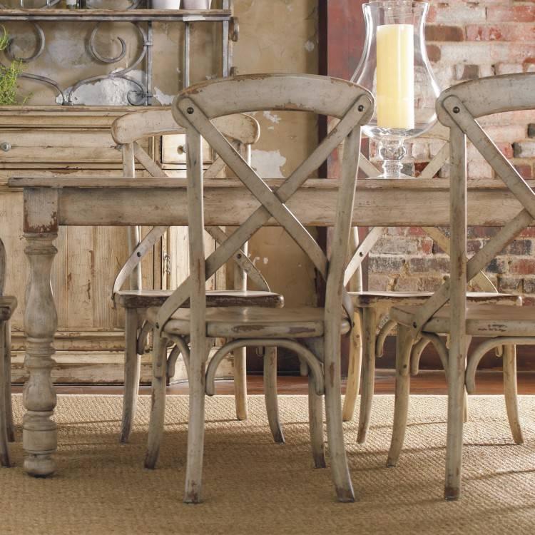 Room · Hooker dining room table