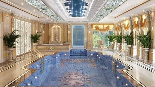 Pool Design Style: Modern