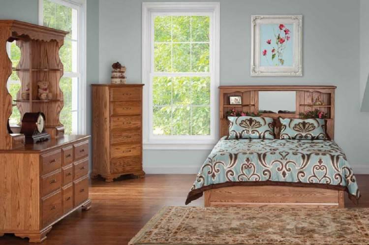 heirloom bedroom