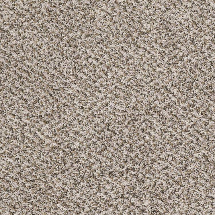 Loop pile is usually durable (the tighter the loops, the more hard wearing  the carpet), easy to clean and crush resistant, so is less likely to show  marks