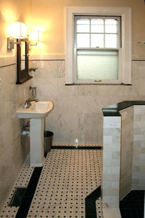 Hall Bathroom Design; Hall Bathroom Design