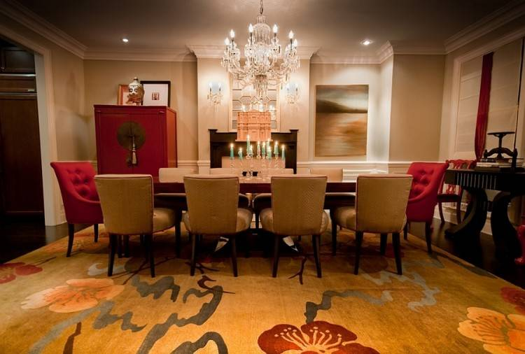 red and black dining room dining room ideas how to use black color in a  stylish