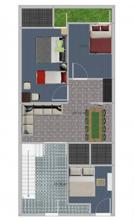 MY HOUSE MAP