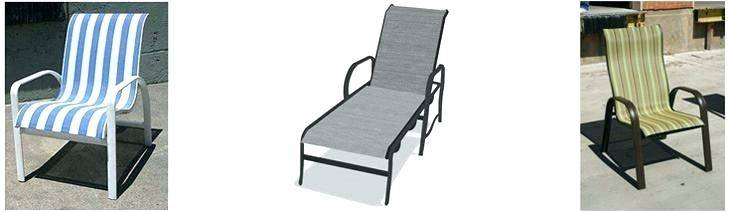 garden chairs patio furniture mosaic outdoor sears samsonite covers furni
