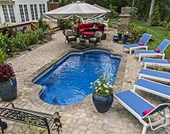 Fiberglass Pools & Fiberglass Swimming
