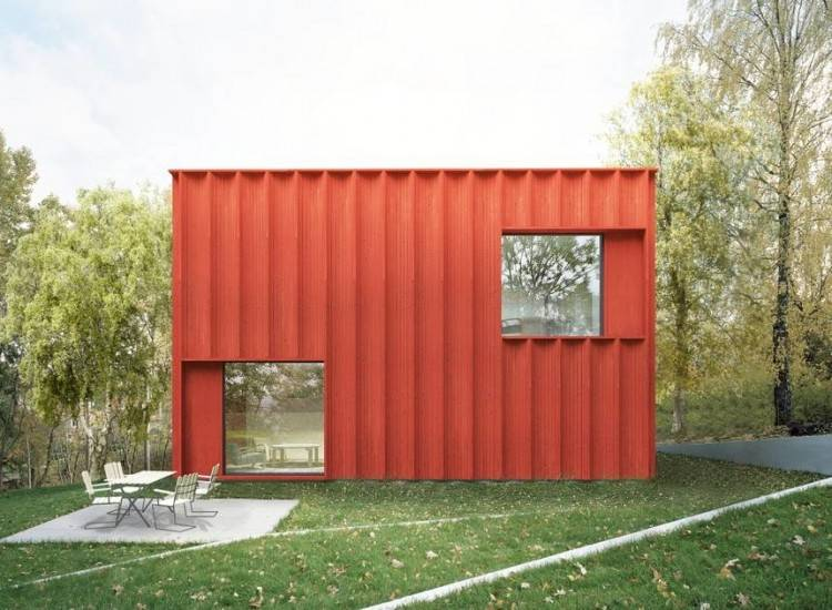 Tiny Cottage in Rural Sweden | Amazing Small House Design