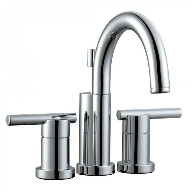 com: Design House 522052 Torino Widespread Bathroom Faucet, Satin  Nickel: Home Improvement