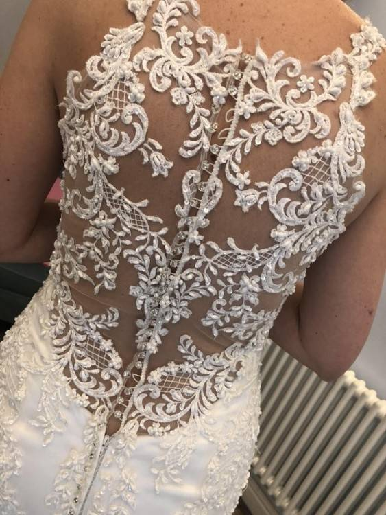 Alistaire Lynette · More Details · Wedding Dresses by Maggie Sottero