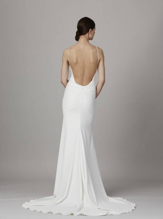 Undergarments for Wedding Dresses with Open Back