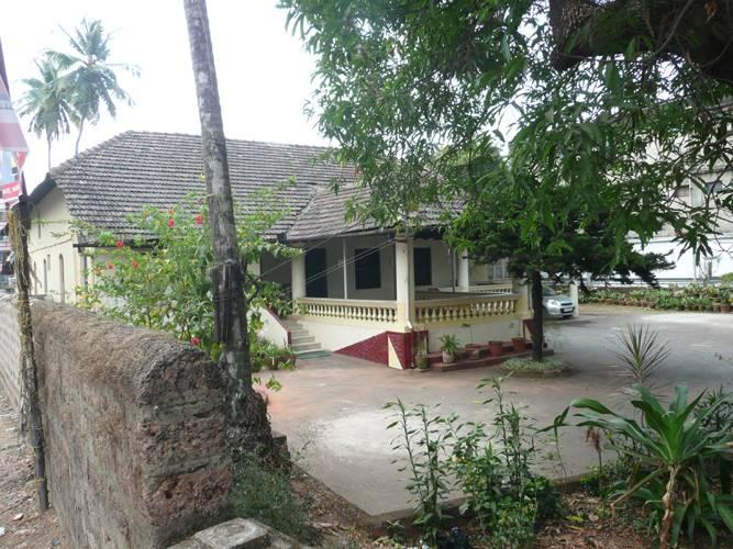 1650 sq ft #Home Design #Mangalore Ground Floor : 900 sq