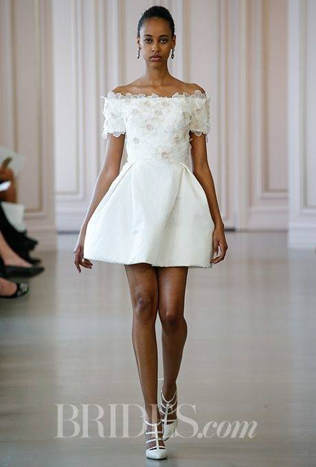 Why? Wedding dresses for petite bride must reflect the bride has normal  size