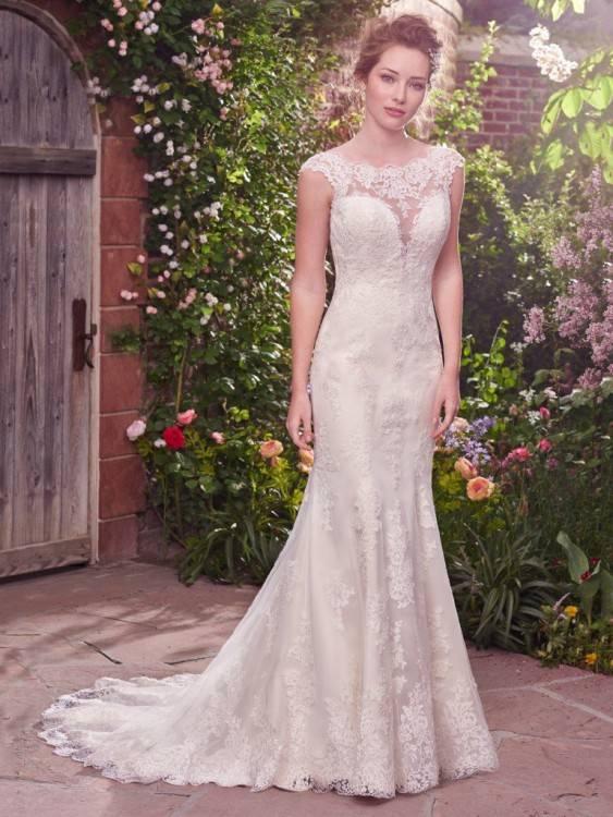 Kaitlyn Wedding Dress Rebecca Ingram With Extra Vintage Style Wedding  Dresses