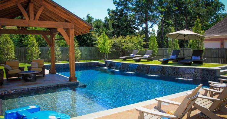 backyards with pools sober small pool ideas for your backyard pool ideas  backyard dips and swimming