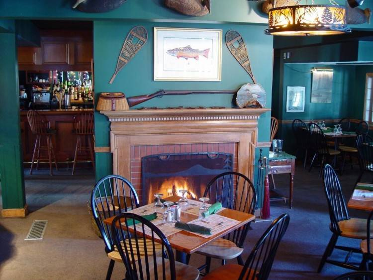 Fresh Harraseeket Inn Maine Dining Room On With Regard To Neat Fire Pit  Just Outside The