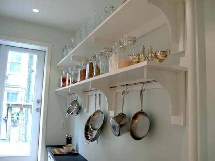 Fullsize of Enchanting To Put On Open Kitchen Shelves Kitchen Shelvingideas  Ikea What To Put On