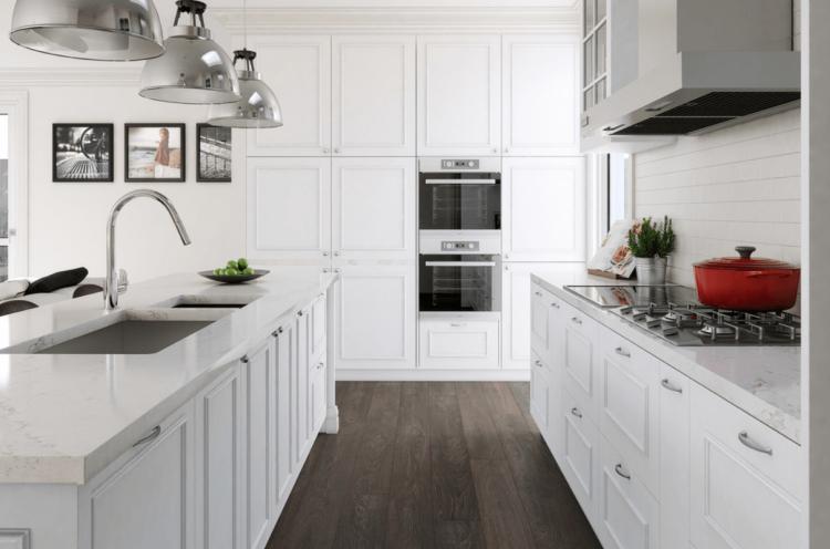 spray paint kitchen cabinets