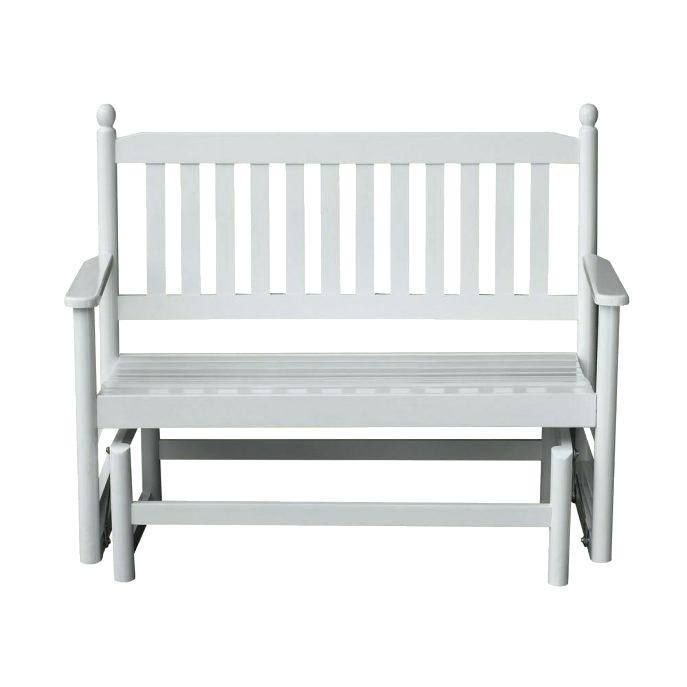lowes patio glider outdoor furniture rocking chair outdoor glider bench  steel double rocking chair patio garden