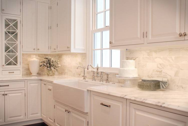 Kitchen Countertops And Backsplash Ideas