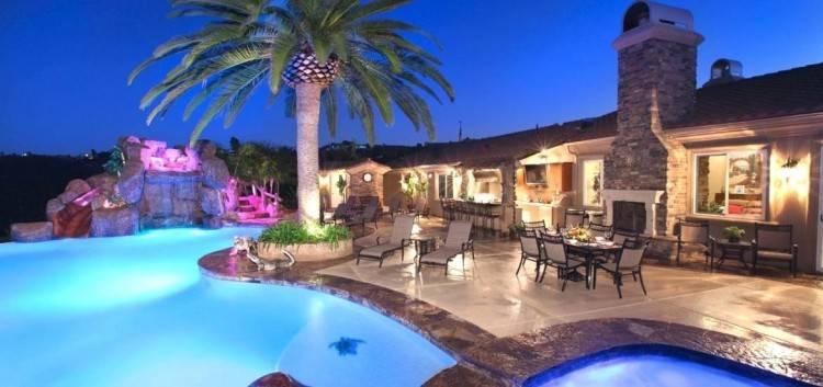 Landscape Design Pool Areas Home Interiror And Exteriro Southern California  Area Above Ground