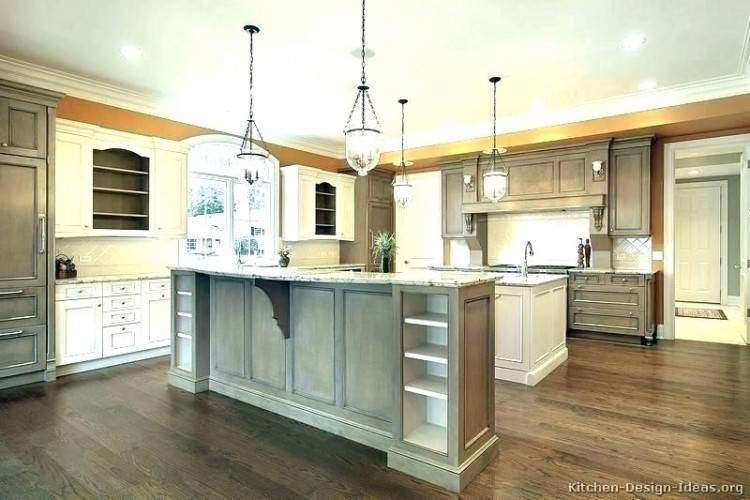 Two Color Kitchen Cabinet Ideas Two Color Kitchen Cabinets Pictures Two  Color Cabinets Kitchen Two Tone Cabinets Kitchen Kitchen Cabinets  Traditional Two