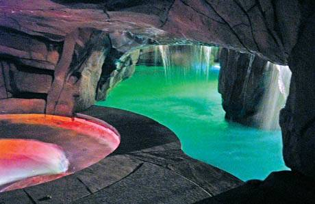 Indoor Pool Cave Elegant Cool Pools with Caves Google Search