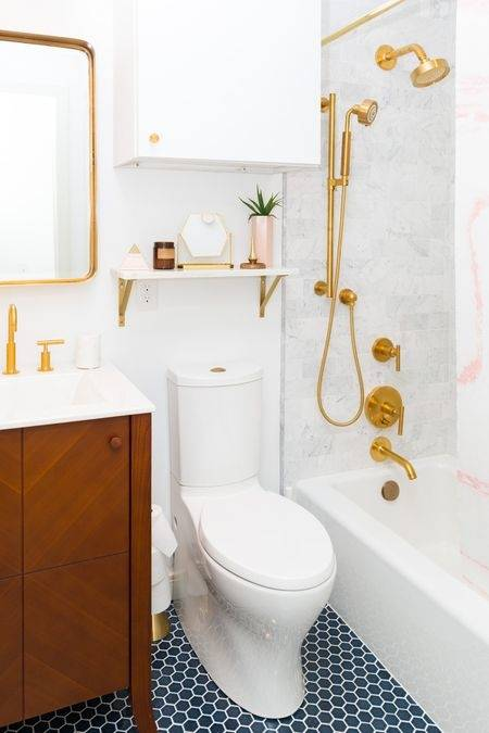 14 Luxury Small But Functional Bathroom Design Ideas With Regard To Upscale Small  Bathrooms Renovation