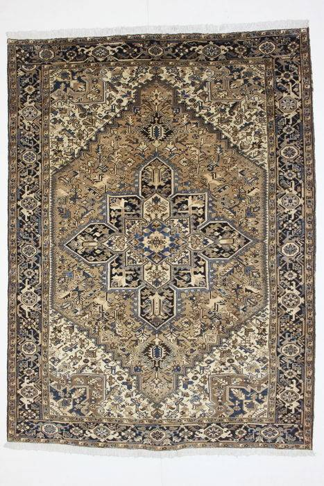 To look at a Persian carpet is to gaze into a world of artistic  magnificence nurtured for more then 2,500 years