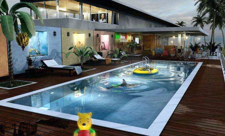 swimming pool cabana plans designs house co with