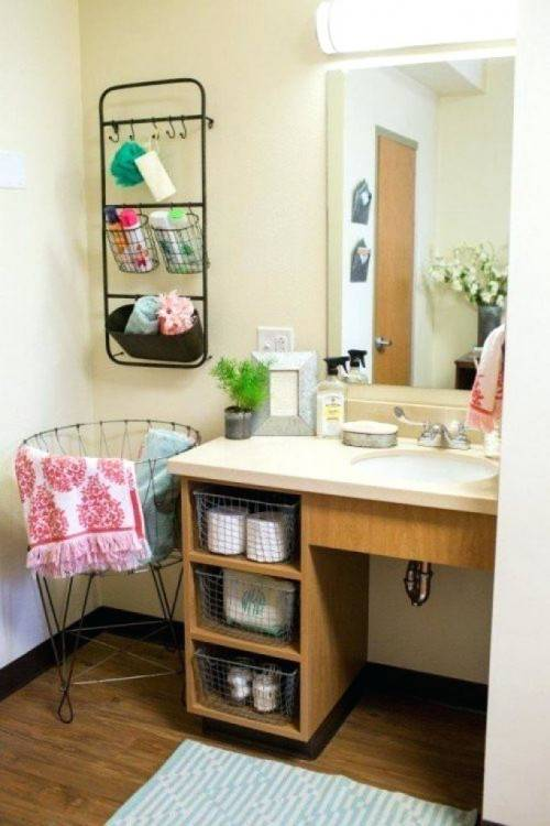 Apartment College  Bathroom Ideas Decor With Decorating Budget