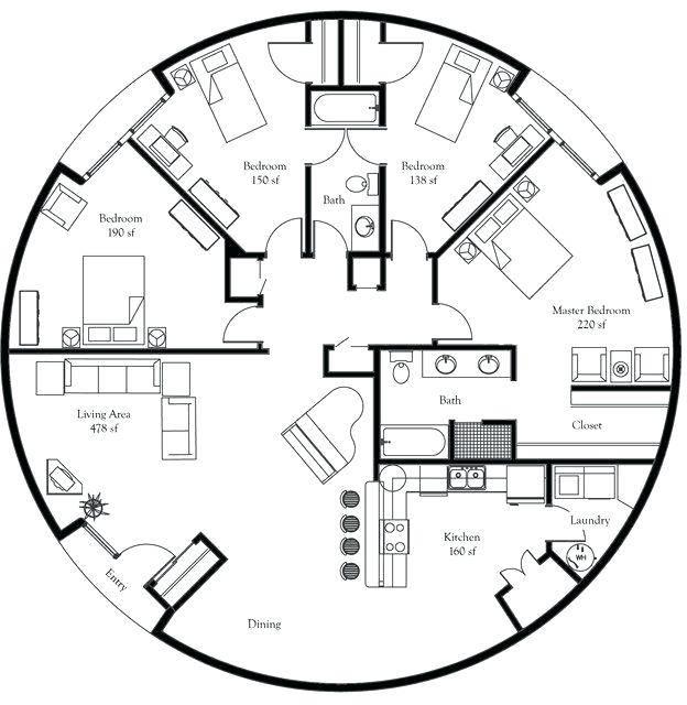 round house designs
