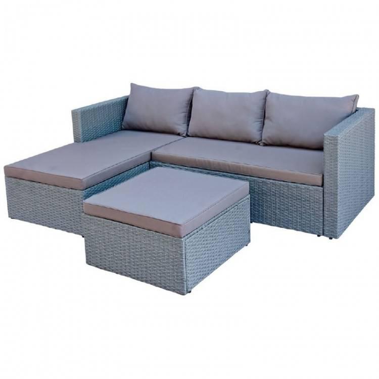Aluminium outdoor furniture