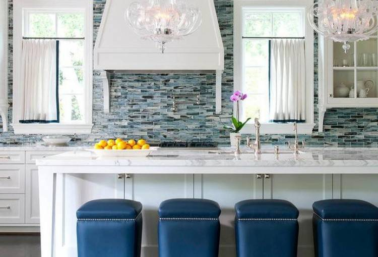 houzz kitchen backsplash white ideas subway tile