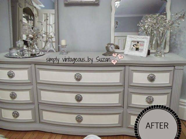 painting bedroom furniture