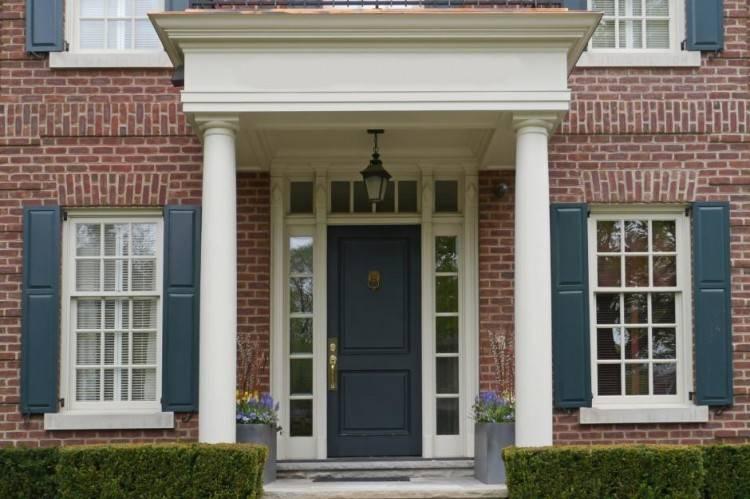 uPVC porches a double glazed white upvc glass porch