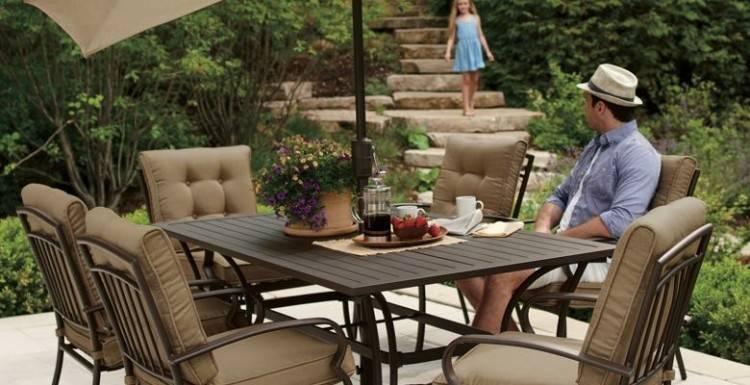 Folcroft patio set