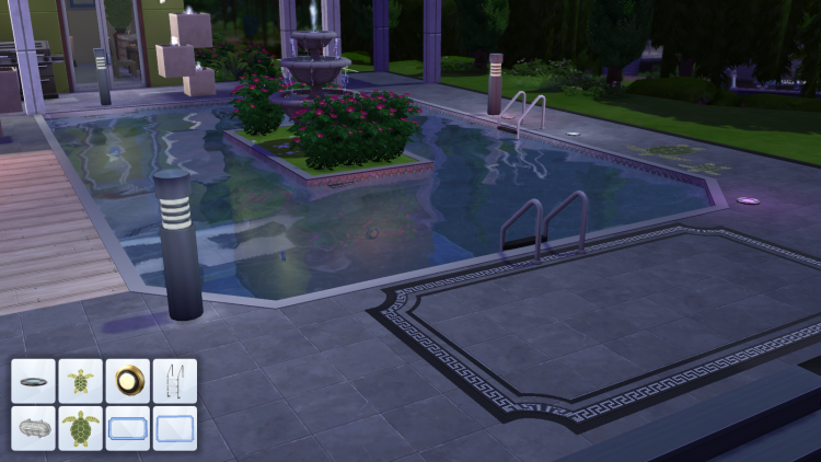 You are going to use the Custom Pool Tool