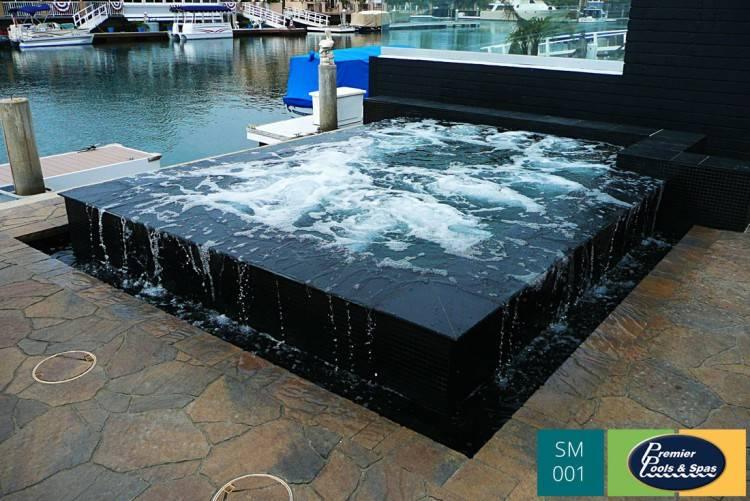 Custom Small Pool Design 5