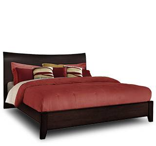 Choose a full bedroom set or add  complementary furniture to your existing set