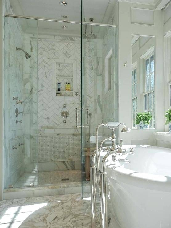 master bath with shower only shower ideas