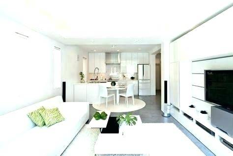 Full Size of Decorating Ideas For Small Living Room And Kitchen Full Size  Of Modern Chic