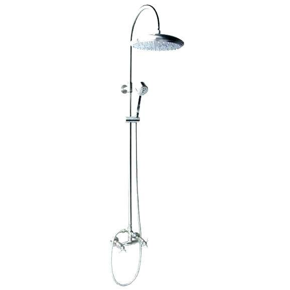 outdoor shower head download outdoor shower head stock image image of green  clean outdoor shower head