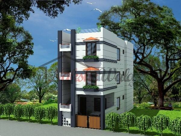 design for house front
