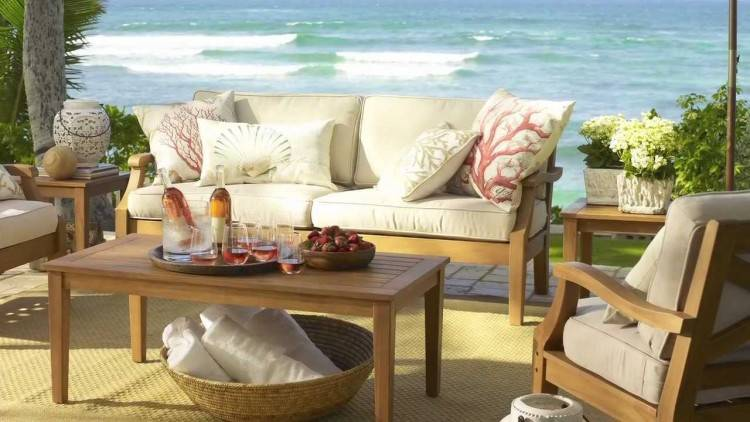 Casually Elegant Coastal Inspired Entertaining via Ella Claire Blog for  Cost Plus World Market www
