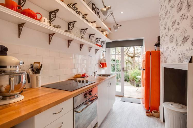 orange kitchen ideas burnt orange kitchen decorating ideas