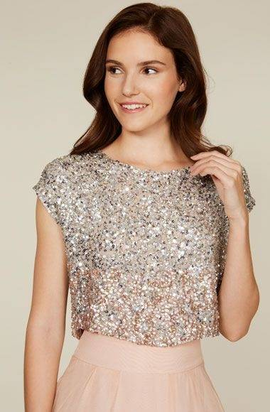 Discount Sparkly Wedding Gowns A Line Sheer V Neck Sleeveless Beading Top  Illusion Back Sequined Tulle Bling Bling Bridal Dresses Wedding Dresses For  Cheap